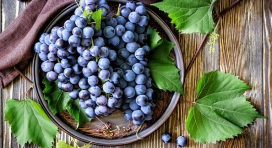 Al fakher: Виноград, Лимон, Мята