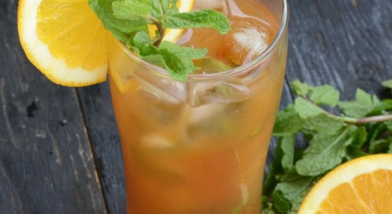 Orange-Mint-iced-Tea
