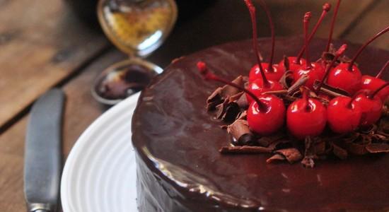 Adalya: Шоколад, Вишня