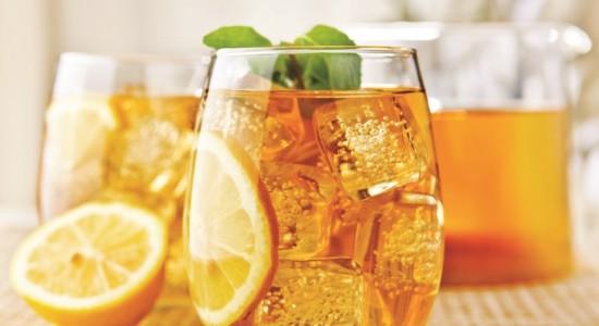 Fumari: Цитрусовый чай, Лимон