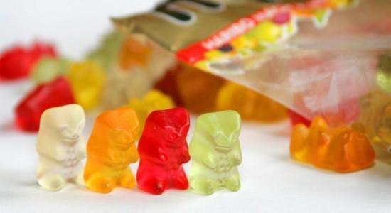 Fumari: White Gummi Bear