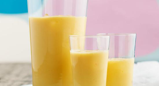 Coconut-and-Mango-Shake