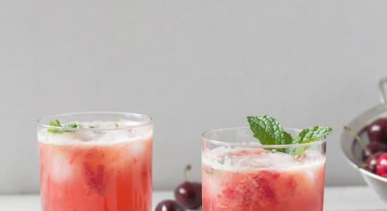 Cherry-+-Mint-Spritzer-5
