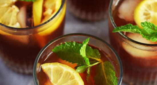 iced lemon tea 1